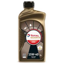 Total Quartz 5000  15W/40