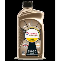 Total Quartz 9000 Energy HKS G-310 5W-30