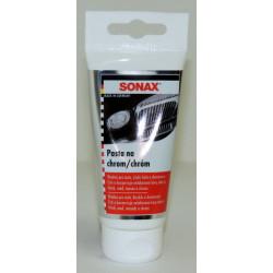 SONAX - Čistící pasta chrom-hliník 75ml