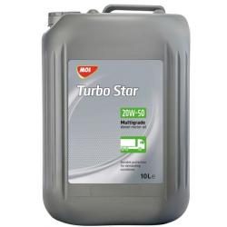 MOL TURBO STAR 20W-50