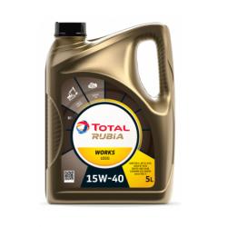Total Rubia Works 1000 15W-40