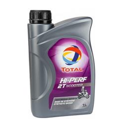TOTAL HI-PERF 2T SCOOTER