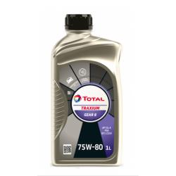 TOTAL TRAXIUM GEAR 8 75W-80 (Transmission)