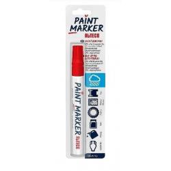 ALTECO popisovač červený (Paint Marker) 8g