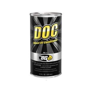 BG 112 DOC Diesel Oil Conditioner 325 ml