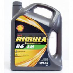 Shell Rimula R6LM 10W-40 4L